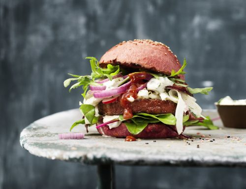 Carnes vegetais poderão ser mais saudáveis (e sustentáveis) do que carnes vermelhas.
