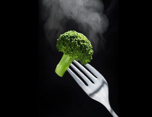 Os germinados de brócolos poderão ajudar a diminuir as consequências para a saúde da poluição do ar.